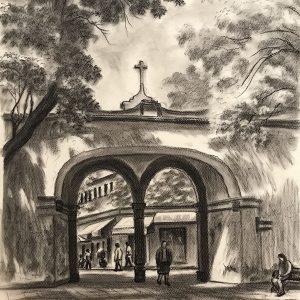 Arco Coyoacán