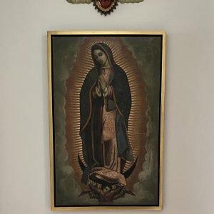 Virgen de Guadalupe (Reproducción)