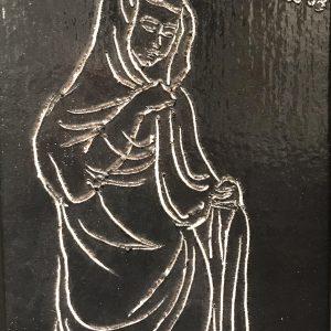 Mujer cubierta