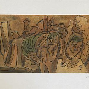 El caballito de Picasso