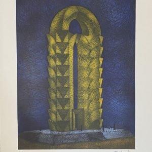 Puerta amarilla 2