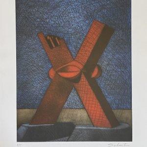 X Roja